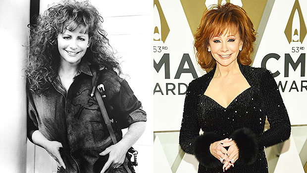 Reba McEntire: From Country Legend To TV Star — See Photos Of The 65-Year-Old Icon Then & Now