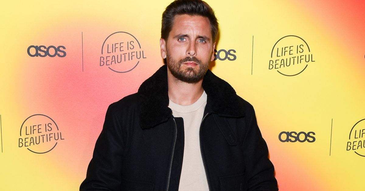 Scott Disick plays down romance rumours after being spotted with Bella Banos