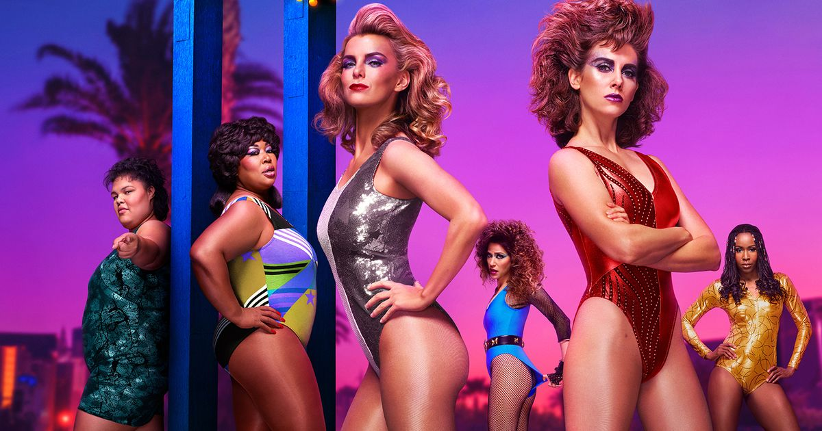 Netflix's GLOW cancelled as coronavirus trouble puts production to an abrupt end