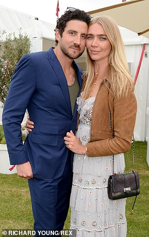 Jodie Kidd has said her battle with anxiety destroyed her catwalk career. Now her boyfriend, former Royal Marine Joseph Bates, is on a mission to break the stigma around mental health after secretly battling demons of his own