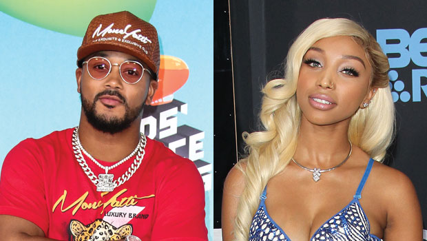 Why Romeo Miller Was Convinced Zonnique Was Pranking T.I. With Her Pregnancy Reveal On 'The Mix'
