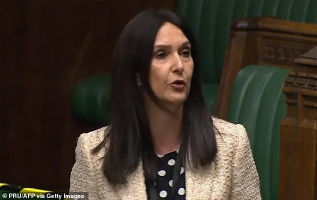 Ms Ferrier was stripped of the SNP whip and sparked a huge alert in Westminster last week after admitting travelling from Glasgow to the capital and back by train - a round trip of some 800 miles - while ill with coronavirus