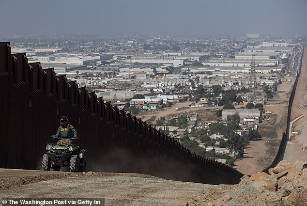 Customs and Border Patrol agents have used the data to monitor movements along the border