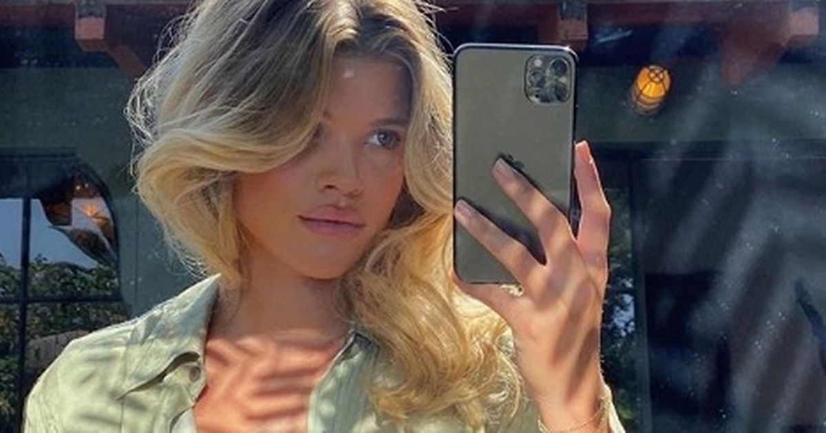 Sofia Richie shares sultry selfie liked by Kylie Jenner amid Scott Disick drama