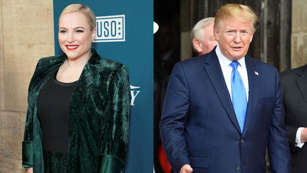 Meghan McCain Accuses Trump Of Going On A 'Kamikaze Mission' Before Election As He Ends Stimulus Talks