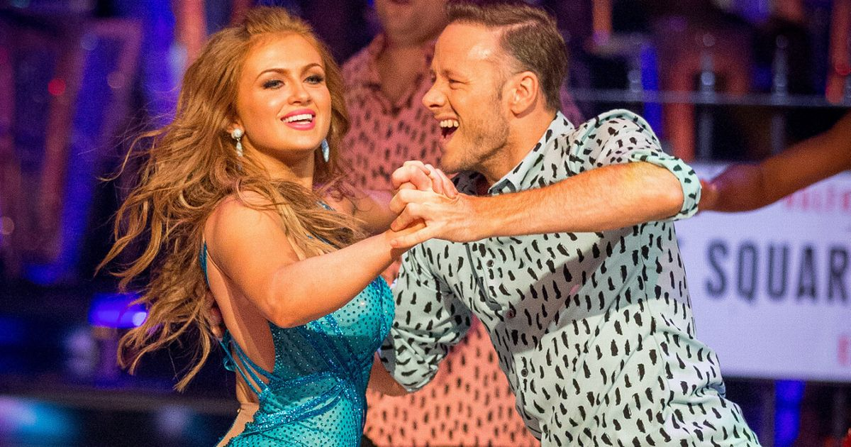 Strictly's HRVY sent Maisie Smith a 'rude message' after her watching her dance