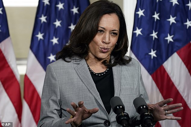 Democratic vice presidential nominee Kamala Harris' team said, 'If the Trump administration's war on masks has now become a war on safety shields, that tells you everything you need to know about why their COVID response is a failure'
