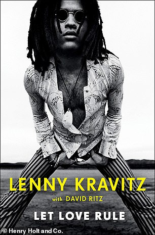 Kravitz, who became famous with his debut album ¿Let Love Rule¿ in 1989, speaks frankly in the memoir, which is now out