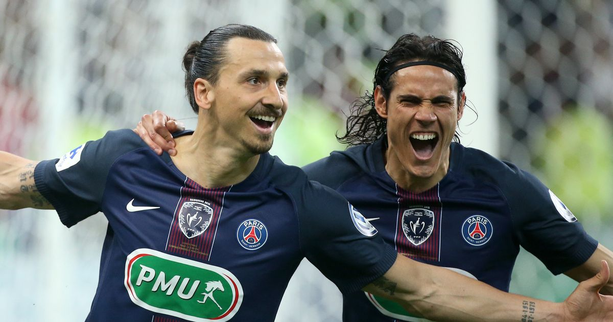 Edinson Cavani's Ultimate XI named as striker prepares for Man Utd debut