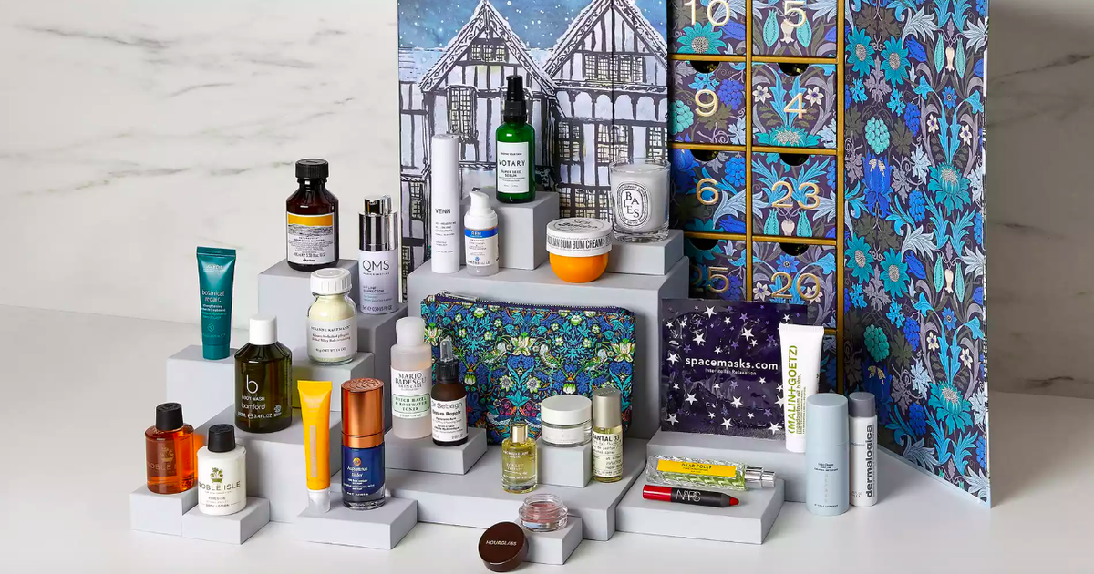 Liberty of London beauty advent calendar goes on sale – and it is worth £789