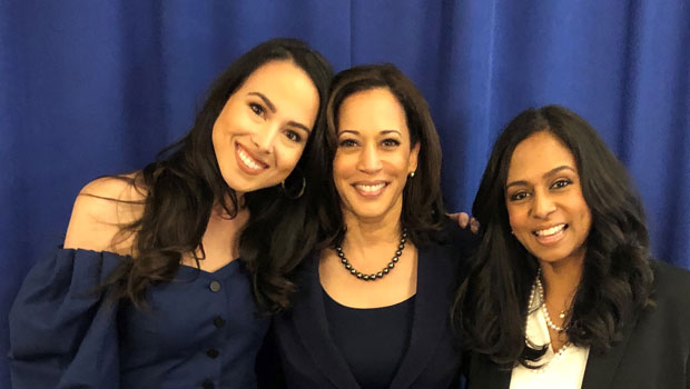Kamala Harris's Niece Meena Reveals Why Being 'Ambitious Is A Compliment' In Her Book