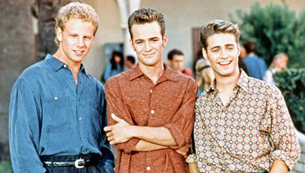 Ian Ziering Teases A Straightforward Revival Of 'Beverly Hills, 90210': Fans 'Might See Something'