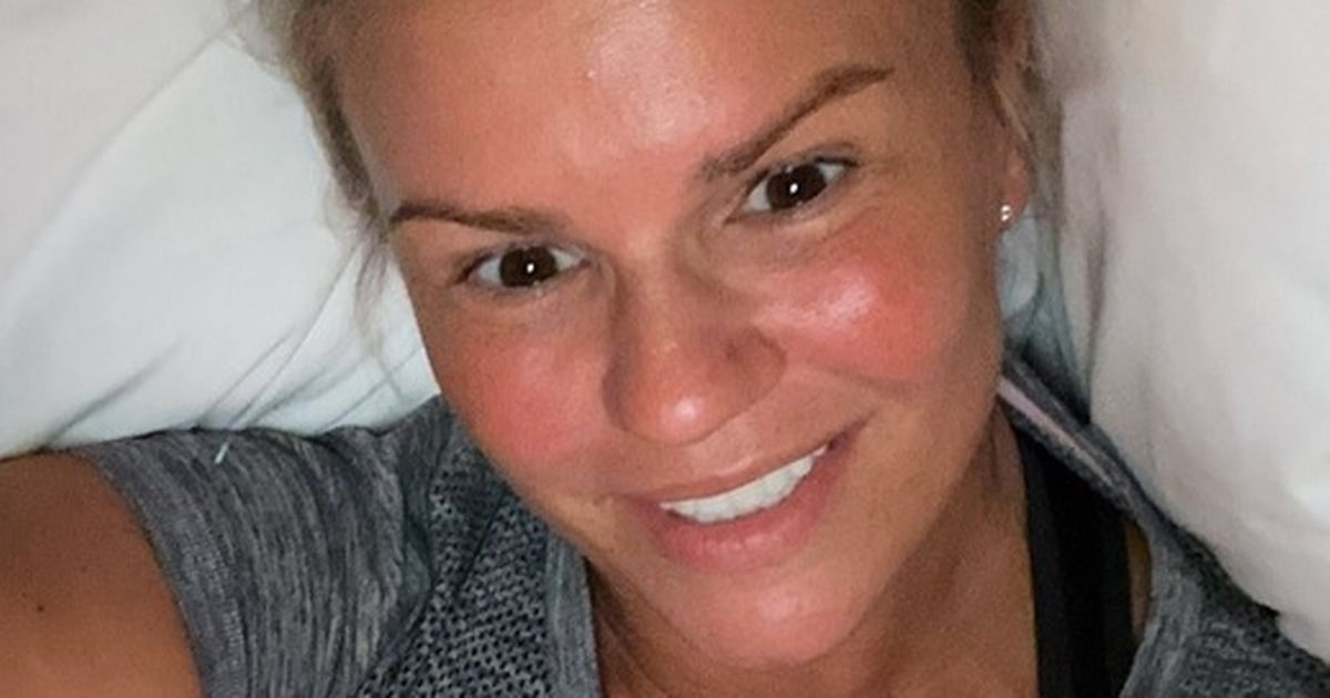 Kerry Katona opens up about weight gain after piling on 1.5 stone in lockdown