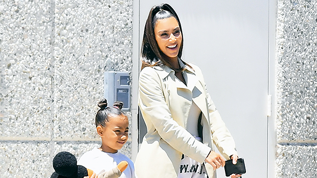 North West, 7, Uses Mom Kim's Phone To Take Cute Selfie & Shares Best Advice To Make The World Better