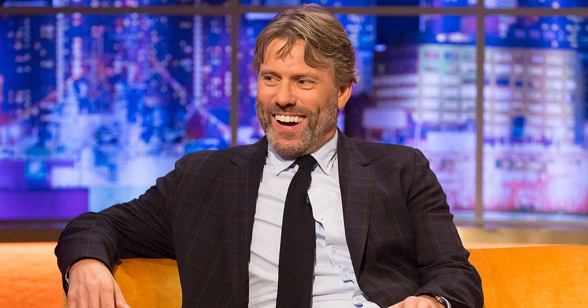 John Bishop made sure his tattoo was 'divorce-proof' in case he splits from wife