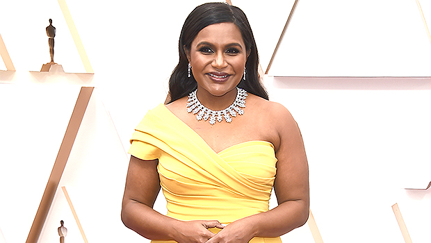 Mindy Kaling Shares Rare Photo Of Daughter, 2, & Lists Her As Her Inspiration To Vote In 2020