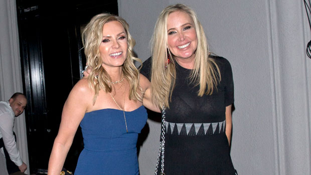 'RHOC's Tamra Judge Claps Back After Shannon Beador Claims She's To Blame For Their Friendship Fallout