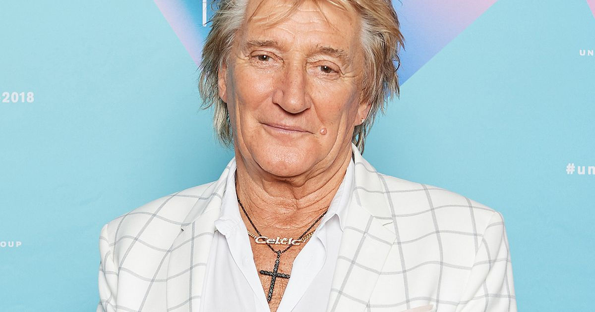 Rod Stewart to go under the knife again just months after knee replacement