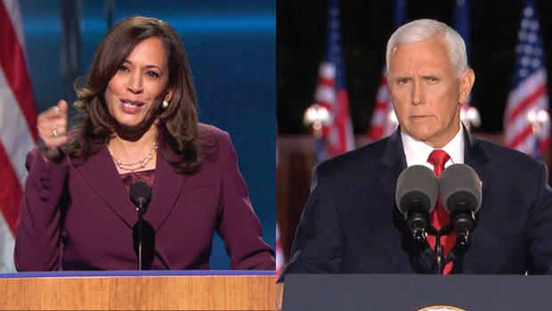 Kamala Harris Tells Mike Pence 'I'm Speaking' After Non-Stop Interruptions & Twitter Applauds