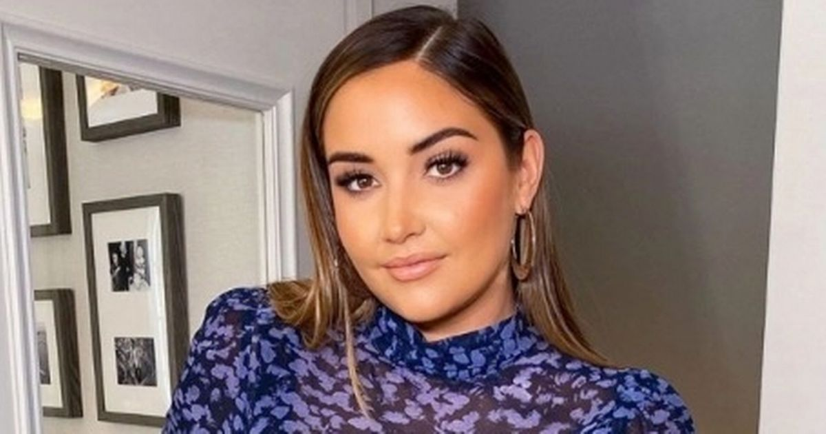 Jacqueline Jossa praised by fans for celebrating her 'chunky thighs and big bum'