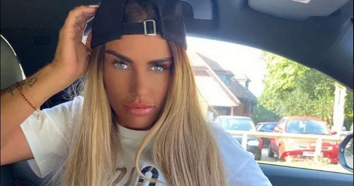 Katie Price quits social media after fearing burnout