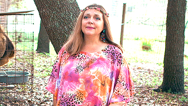 How To Dress Like Carole Baskin From 'Tiger King' On Halloween For Less Than $40