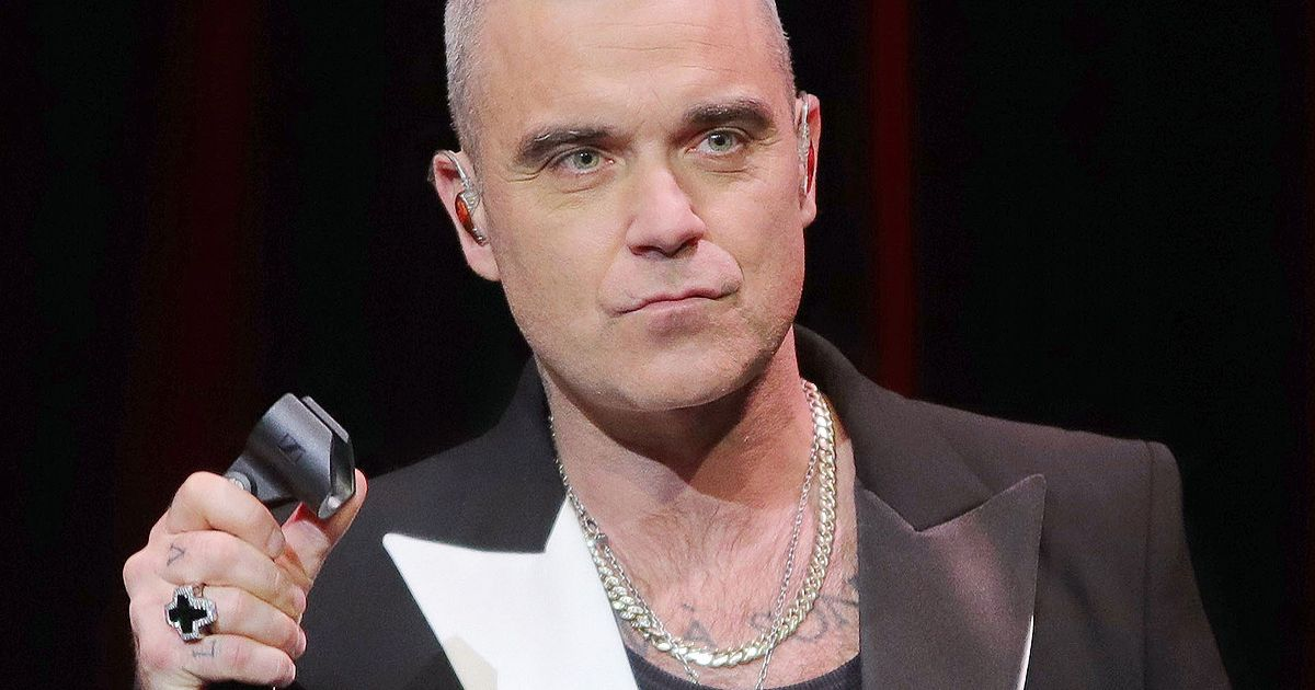 Robbie Williams to star in fly-on-wall documentary about his lavish LA home life
