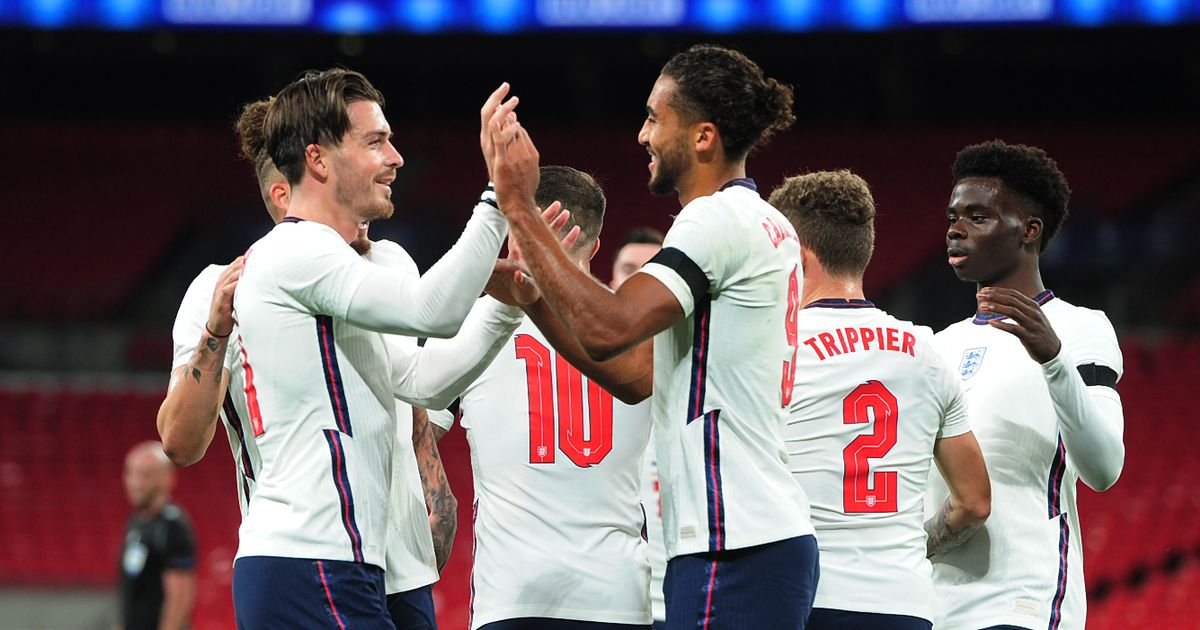 England player ratings as Jack Grealish shines in comfortable win over Wales