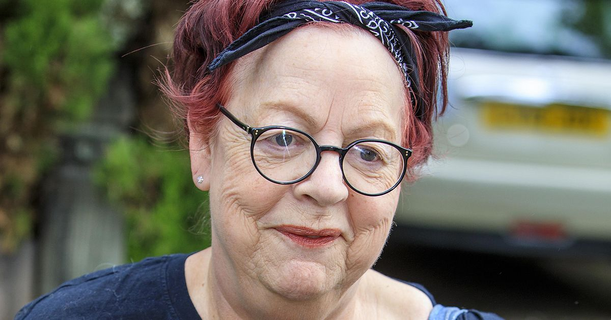 Jo Brand 'felt awful' as snaps of acid attack victims surfaced after Farage gag