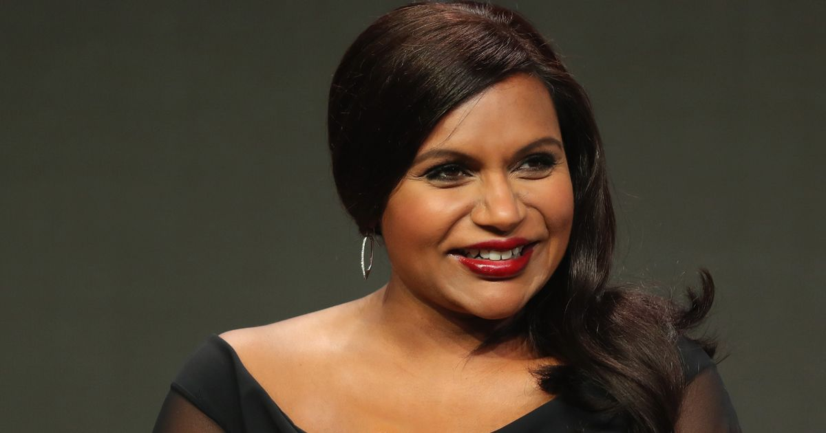 The Office's Mindy Kaling announces surprise baby news during live TV appearance