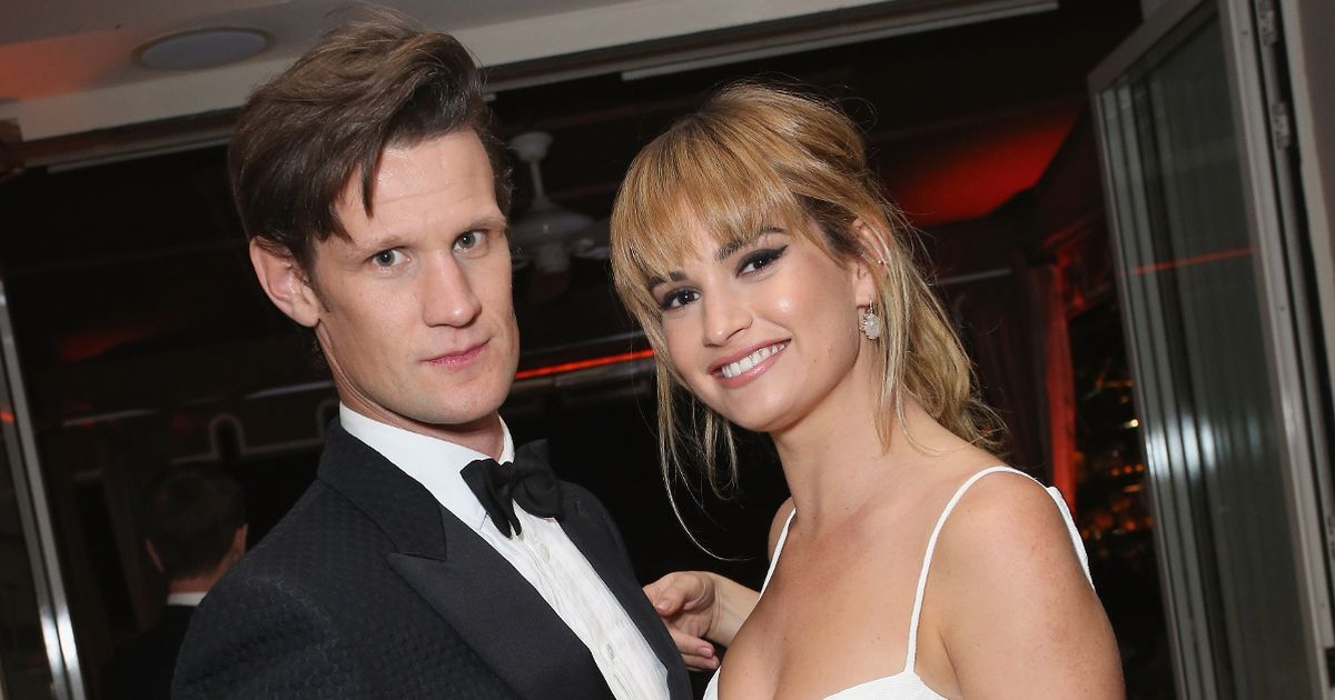 Lily James and Matt Smith 'split for good' following 'differences'