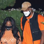 Jordyn Woods & Karl-Anthony Towns Are A Clone Couple In Matching Swimsuits & More Outfits