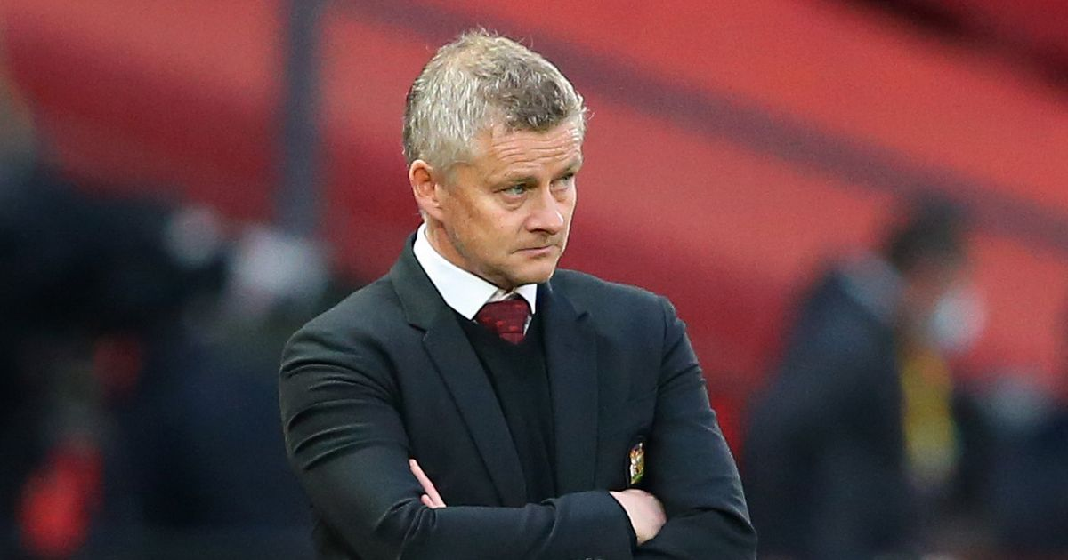 'Solskjaer is in trouble – at this rate Man Utd will be lucky to finish SIXTH'