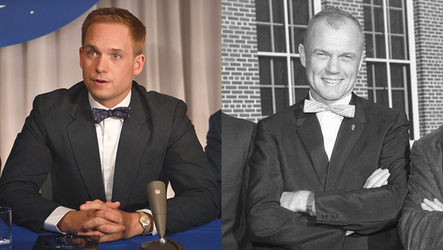 'The Right Stuff': Who's Playing Who? — See Patrick J. Adams & More Vs. The Real-Life Astronauts