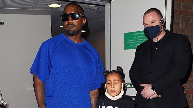 North West, 7, Shows Her Full Support For Dad Kanye's Presidential Campaign With 'Vote' Shirt