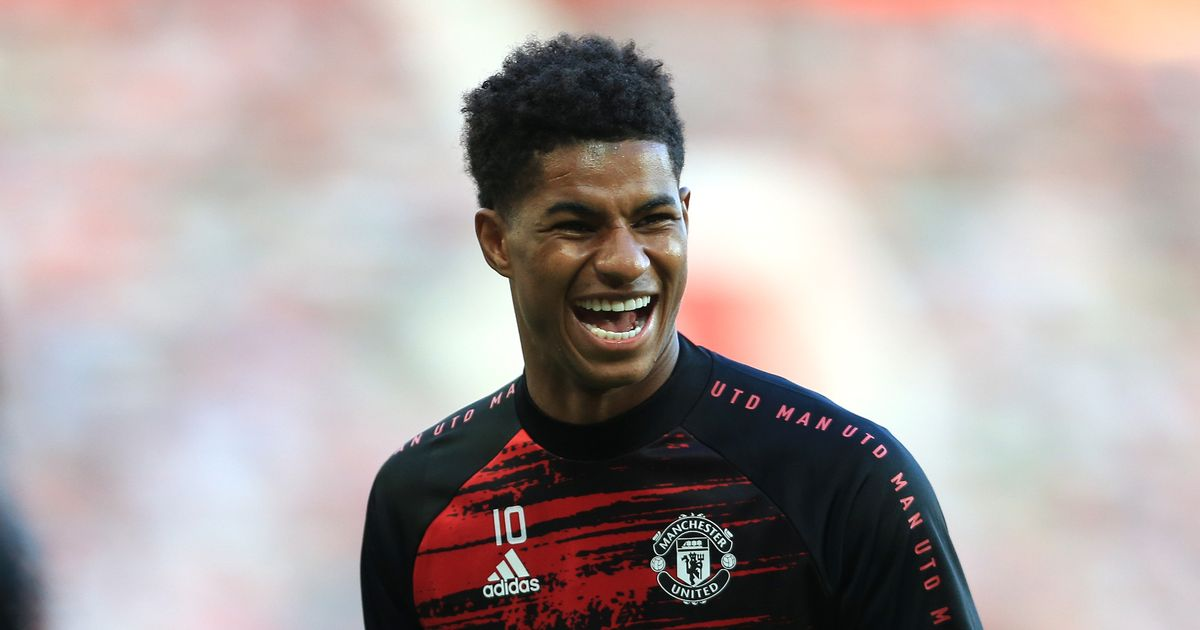 Rashford made MBE for campaign to end child poverty amid coronavirus pandemic