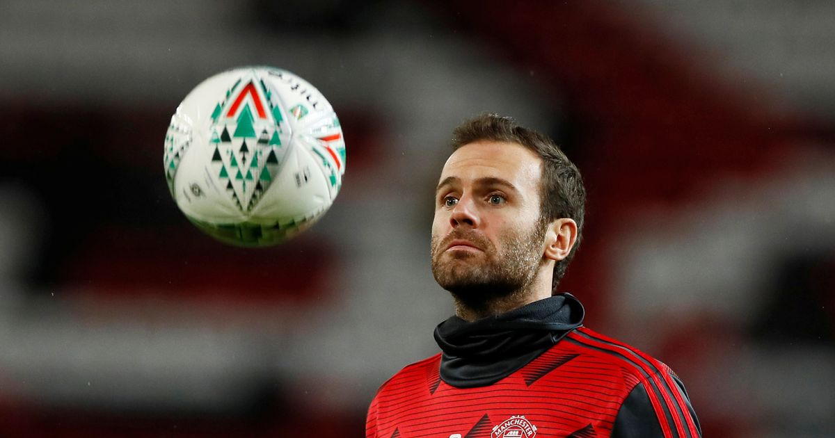 Juan Mata offered 'very lucrative deal' to leave Man Utd for Saudi Arabia