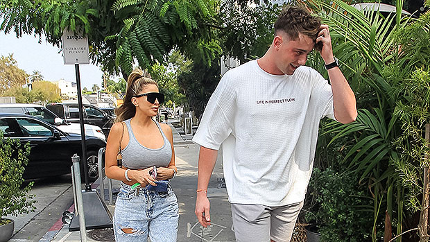 Larsa Pippen & Harry Jowsey's Relationship Status Revealed After Intimate Dinner Date In LA
