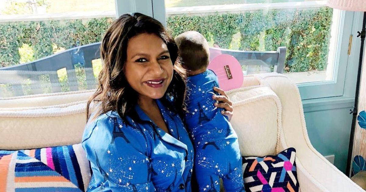 Mindy Kaling shares details of 'scary' pregnancy during coronavirus pandemic