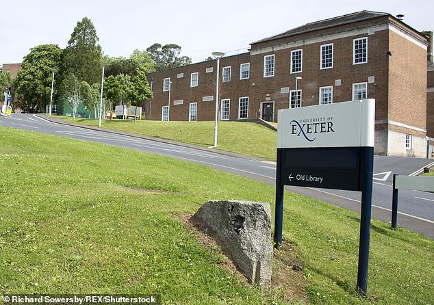 The University of Exeter will enroll 2,000 UK community healthcare workers for the international Brace trial - which is recruiting 10,000 volunteers worldwide (file image)