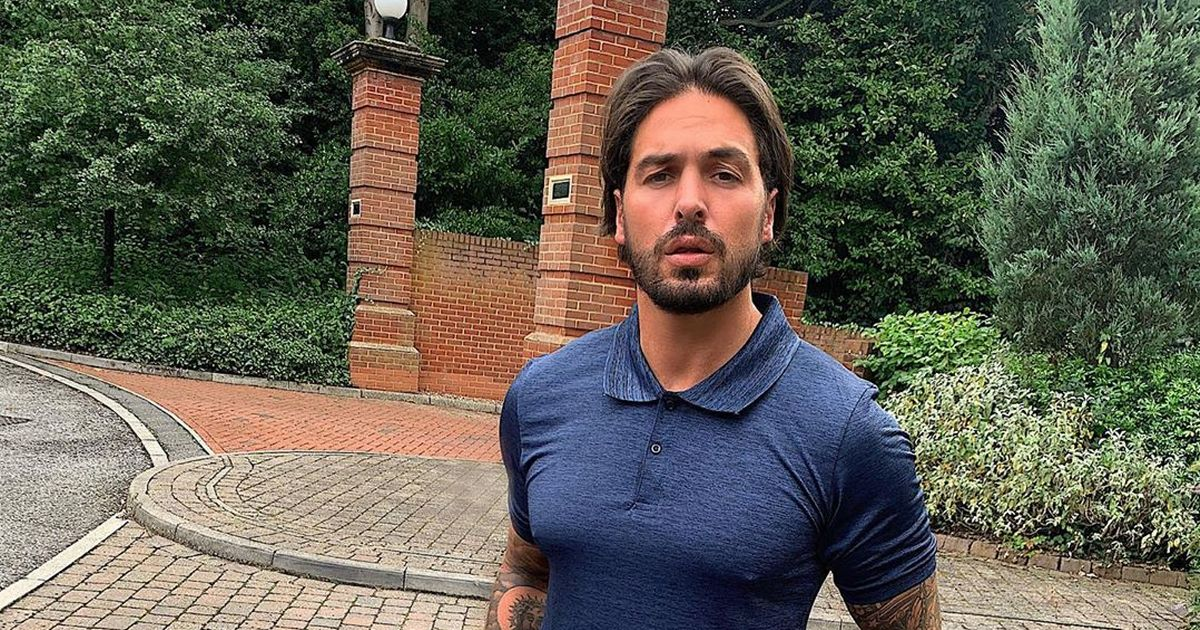 TOWIE's Mario Falcone shares suicide attempt before Lucy Mecklenburgh split