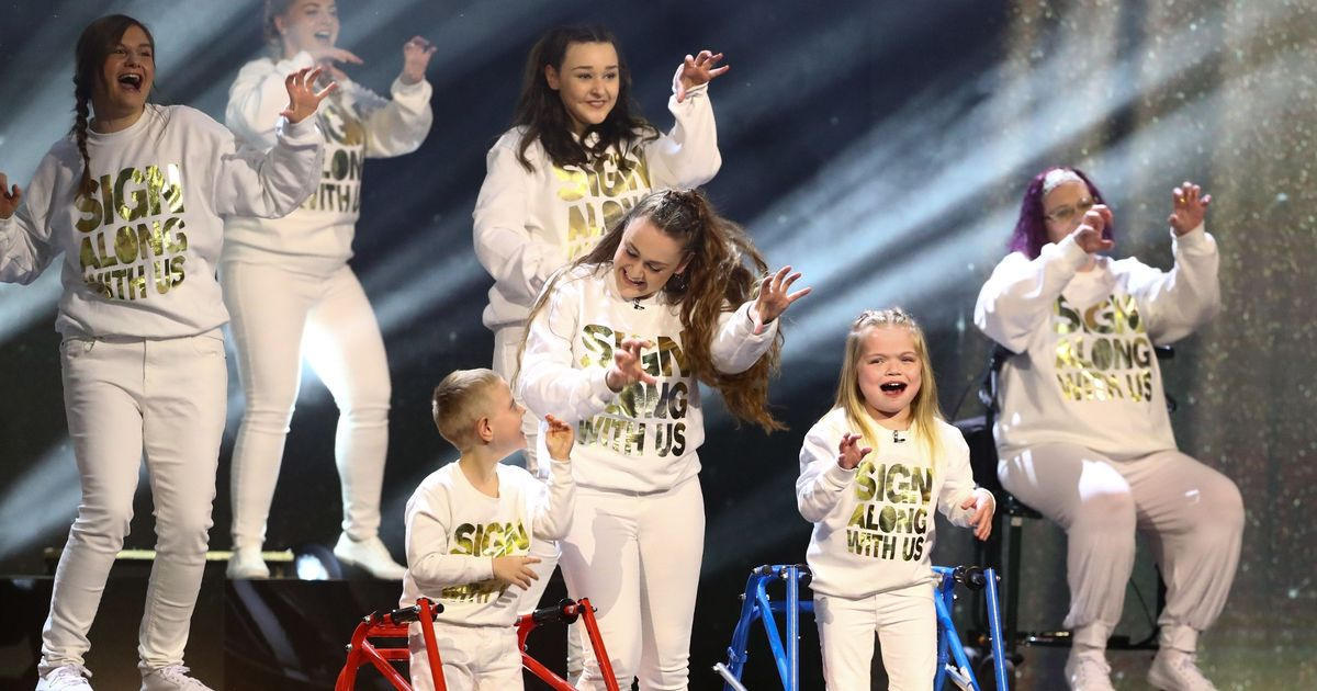 Britain's Got Talent sparks outrage as fans say Sign Along With Us were robbed