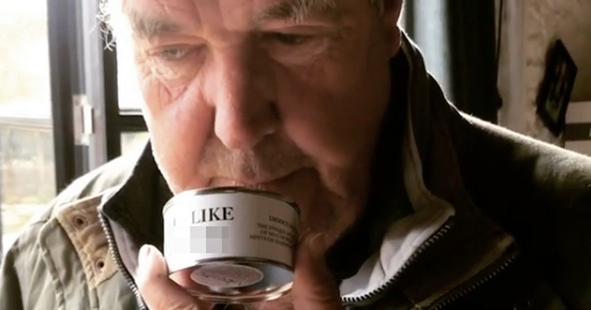 Jeremy Clarkson selling candles 'that smell like his bollocks'