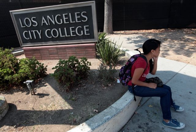 Los Angeles Community College Offers Free Education | The opinion