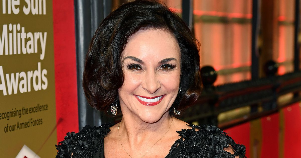 Shirley Ballas says dead brother spoke to her as she climbed Mount Kilimanjaro