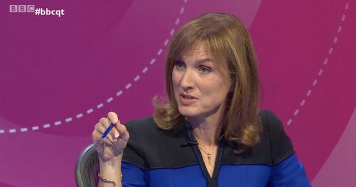 BBC accused of hiding true salaries as 'Fiona Bruce earns more than £1m'