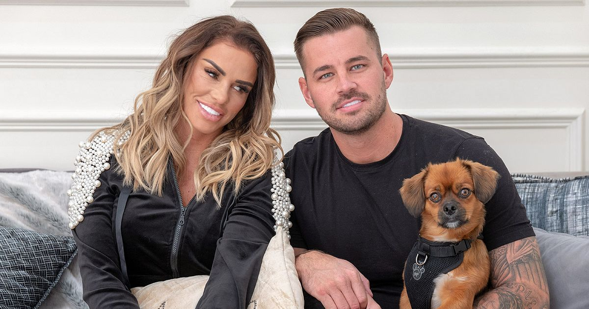 Katie Price wishes she was pregnant and wants as many kids 'as body can take'