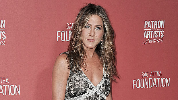 Jennifer Aniston Adopts Adorable Puppy & Reveals He Fell Asleep With A Bone In His Mouth