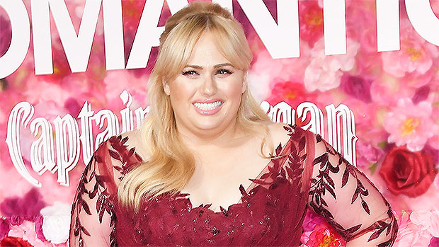 Rebel Wilson Rocks Pink Swimsuit After 50 Pound Weight Loss & Posts Pic With Shirtless BF Jacob Busch