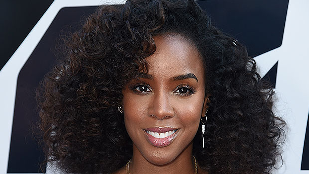 Kelly Rowland, 39, Shows Off Her Growing Baby Bump & Makes 'Bootylicious' Joke: 'Can't Believe This Belly'